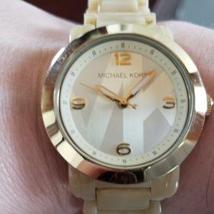 Michael Kors Watch Horn Resin